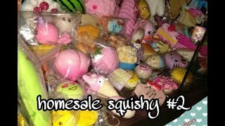 HOMESALE SQUISHY #2 indonesia // rempong edition