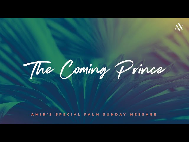 Amir Tsarfati: The Coming Prince