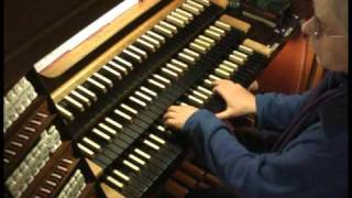 Widor: Toccata from 5th symphony for organ
