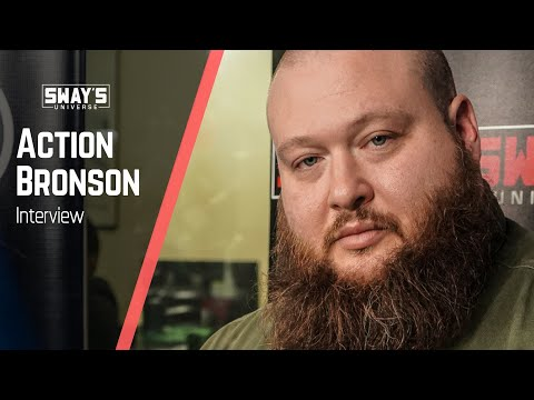 """Action Bronson Talks New Book """"Stoned Beyond Belief"""""""