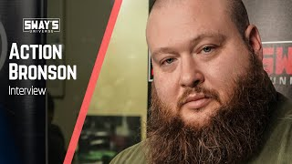 """Action Bronson Talks New Book """"Stoned Beyond Belief"""" 