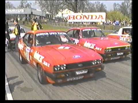 1980 Tricentrol RAC Group 1 championship - part 1.