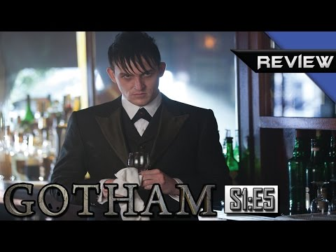 "Gotham Season 1 Episode 5 ""Viper"" REVIEW #Venom"