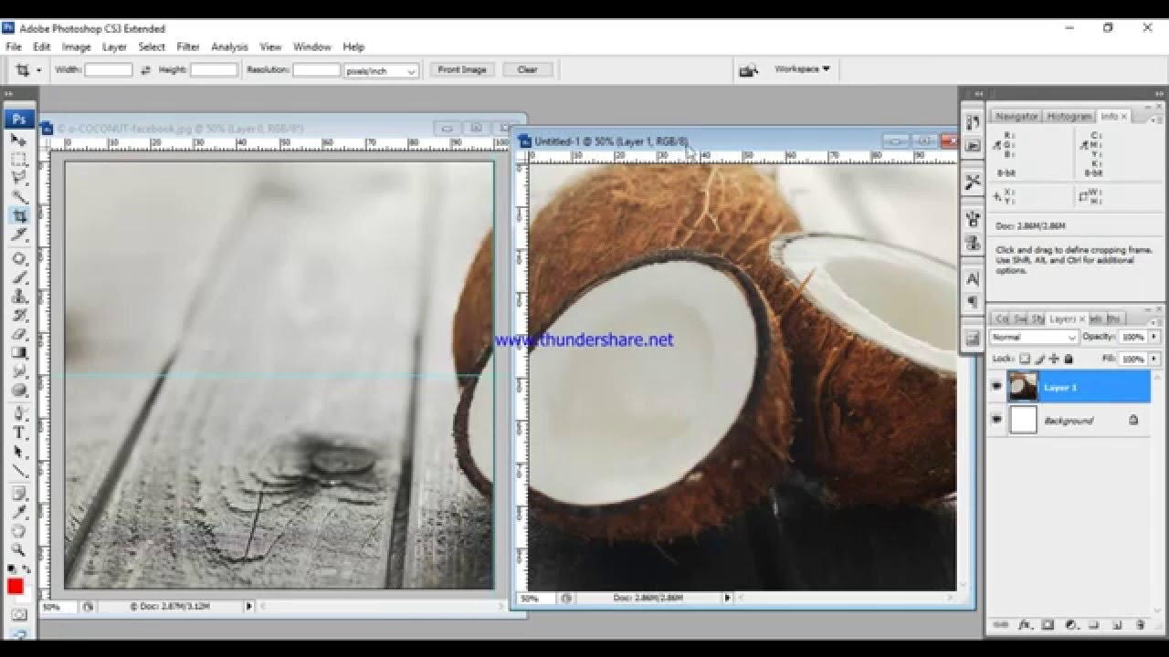 how to add measurements to image on photoshop