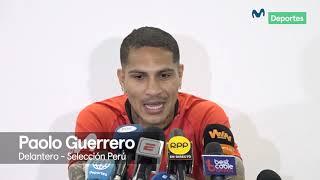 Paolo Guerrero habló fuerte y claro sobre supuesta 'crisis' en la Selección Peruana