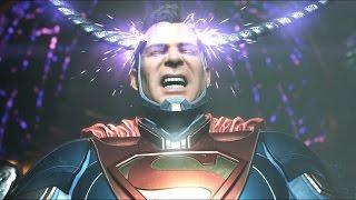 Injustice 2 All Cutscenes Movie (Full Story) смотреть онлайн в хорошем качестве бесплатно - VIDEOOO