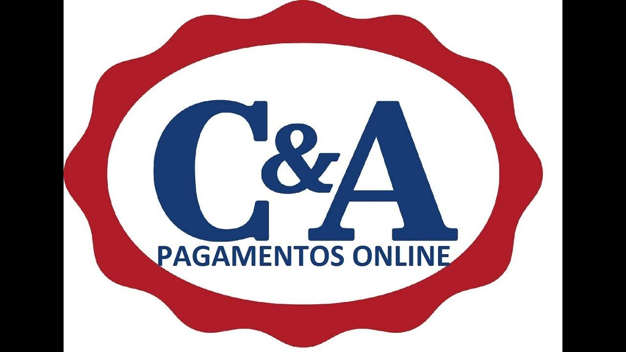 C A Pagamento De Fatura Online Como Emitir Fatura C A Youtube