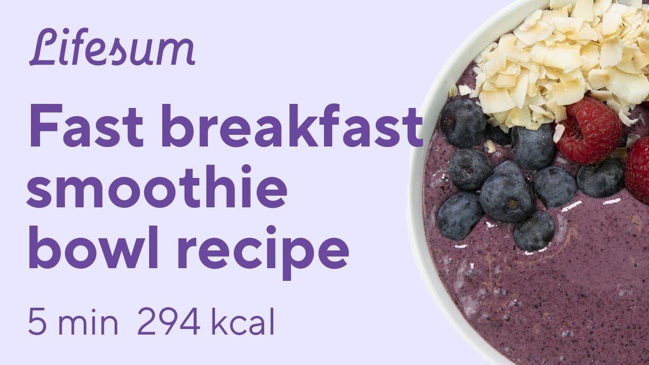 blueberry lifestyle kcal