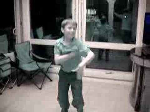 Spaztic Oompa Loompa Kid