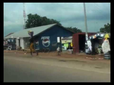 Abuja to Bauchi Road Trip