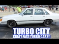TURBO CITY! CRAZY FAST TURBO CARS!