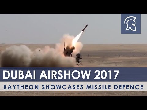 Raytheon Showcases Missile Defence