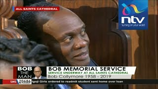 How Jeff Koinange and the 'boys' sacrificed to save Bob Collymore's life