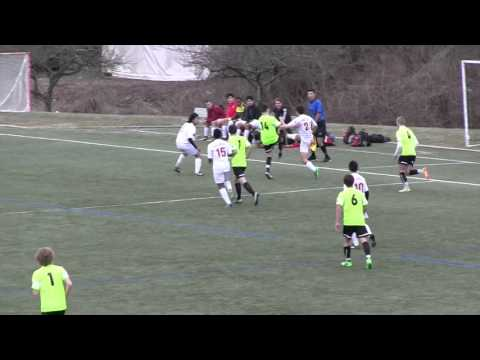 LDC vs Manhattan 2-21-16 Mainline Friendlies