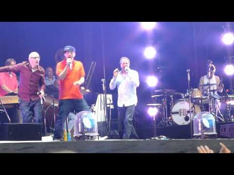 Die Fantastischen Vier - Einfach Sein (Unplugged) - live @ Zurich Openair 26.8.2012