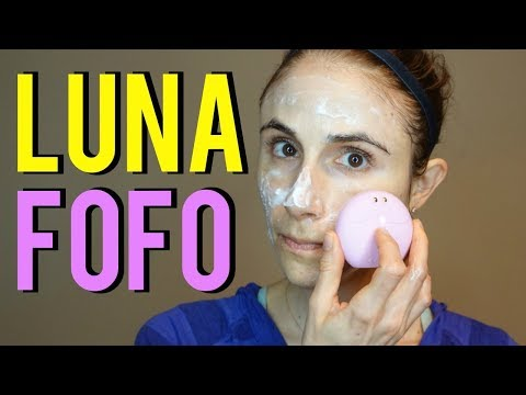 Foreo Luna Fofo Before and After Review| Dr Dray