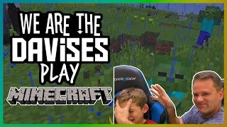 This Means War | Minecraft EP-10 | We Are The Davises Gaming