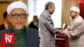 Plot to oust Dr M: Trees wouldn't sway without wind, says Hadi