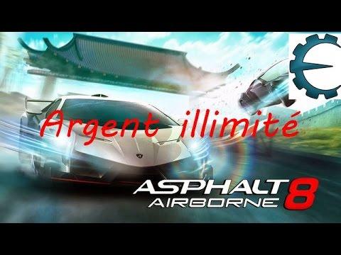 Argent illimité : Asphalt 8 airborne [2015]
