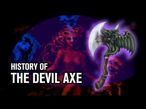 Fire Emblem: History of the Devil Axe