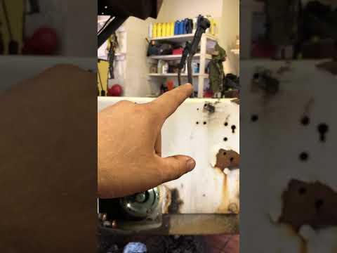 Bobcat 863 drive motor problem