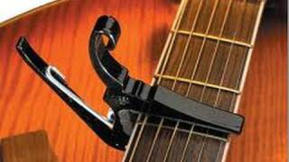 Cool Drop D Style Capo Trick Tutorial - No Detuning Needed - Free Online Acoustic Guitar Lesson