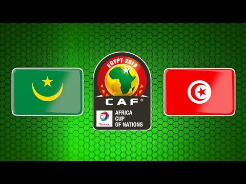 Mauritania vs Tunisia - 2019 Africa Cup of Nations - Group E - PES 2019