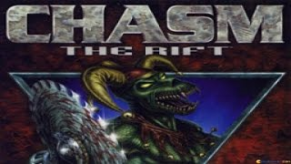 Chasm: The Rift gameplay (PC Game, 1997)