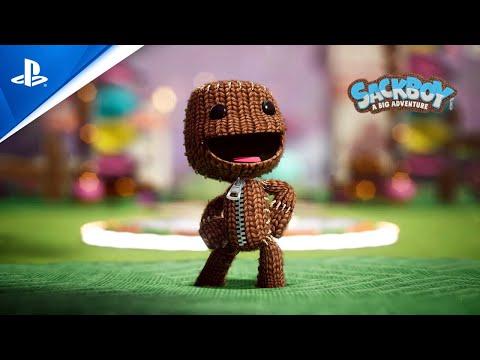 Sackboy: Uma Grande Aventura | Trailer de História | PS5