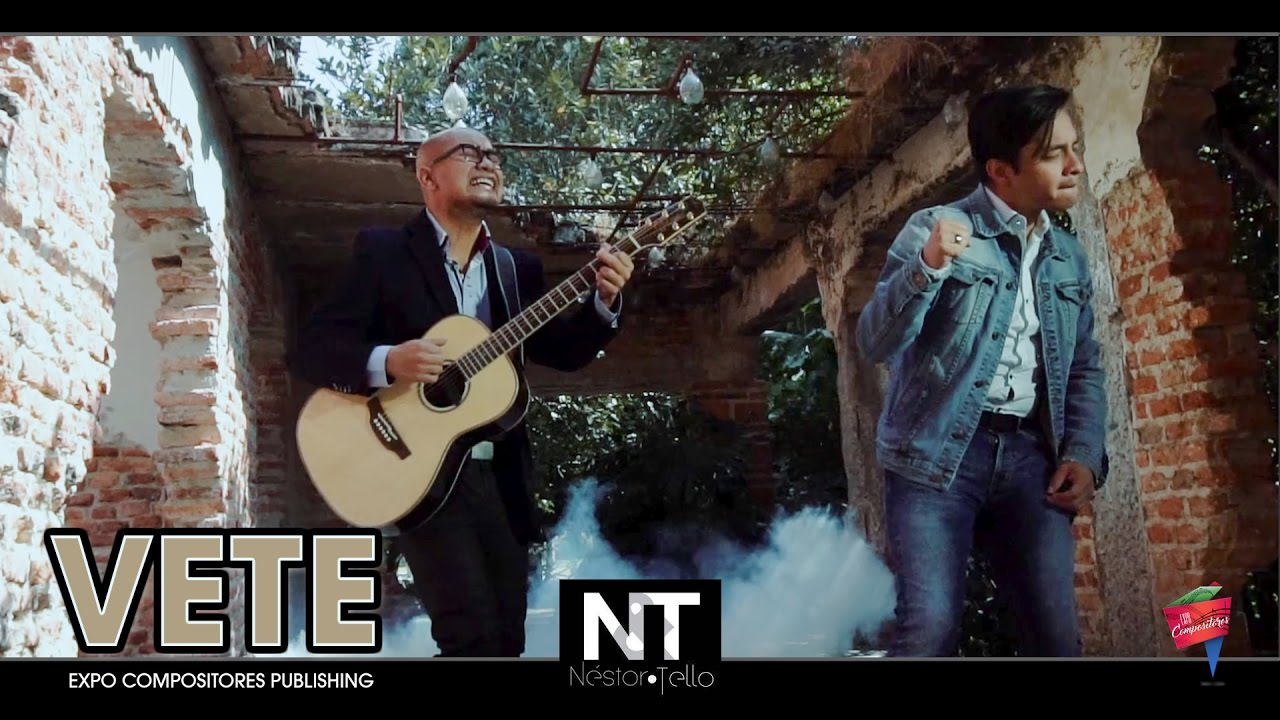 Vete n stor y tello video oficial hd youtube for Built by nester