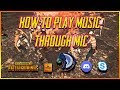 HOW TO PLAY MUSIC THROUGH MIC ( PUBG,CSGO,TS3,Discord) WORKS FOR EVERYTHING LOL [Windows Only]