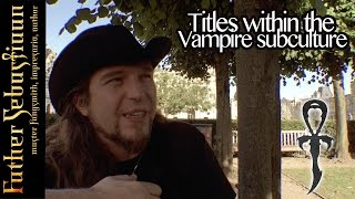 Video Titles within the Sabretooth Clan and Vampire Subculture download MP3, 3GP, MP4, WEBM, AVI, FLV Januari 2018