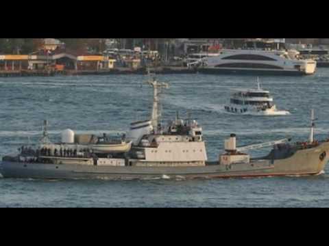 Russian Recon Ship Sinks In Black Sea