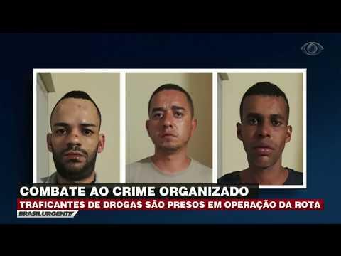 Guarujá: Traficantes São Presos Em Operação Da Rota
