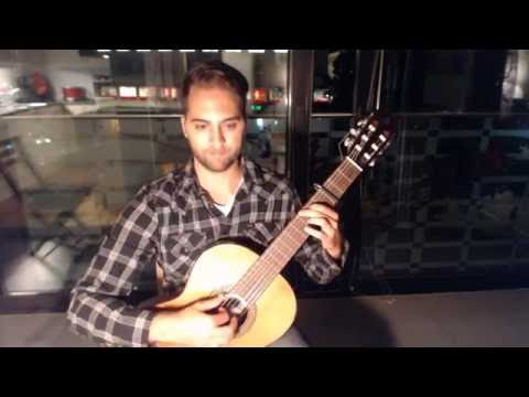The City Gates - The Elder Scrolls V: Skyrim on Guitar