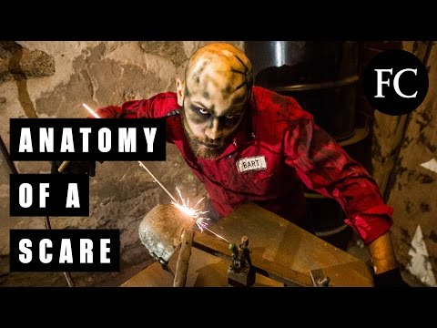 How to Design a Truly Terrifying Haunted House
