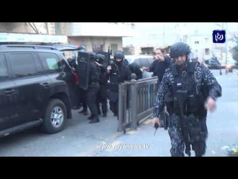 لقطات حصرية من اشتباكات الكرك وتحرير قلعتها من الإرهابيين