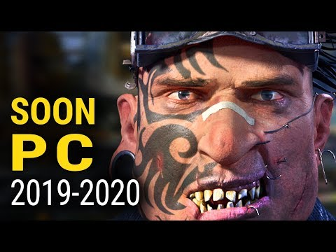 TOP 25 Upcoming PC Games of 2019, 2020 & Beyond