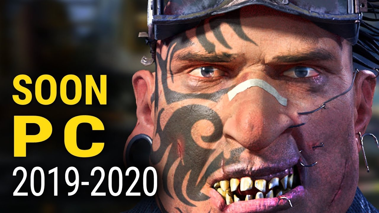 Top 25 Upcoming Pc Games Of 2019 2020 Beyond Youtube