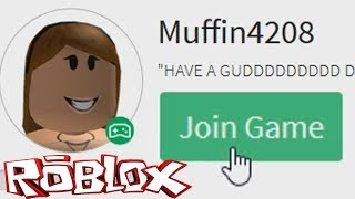 Joining Fans in ROBLOX!