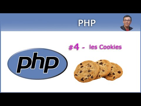 PHP - #4 Les cookies