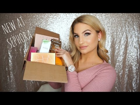 WHAT'S NEW AT SEPHORA | Spring 2017 ♡