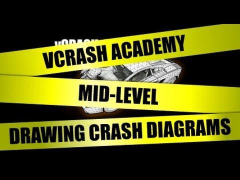 vCRASH Academy | Mid-Level Course | Drawing Crash Diagrams