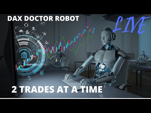 Dax Robot Accuracy Tested With Two Trades Placed By The Dax Doctor Robot