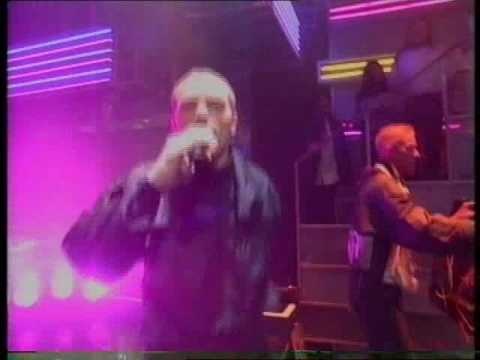 The Shamen - Move Any Mountain Live TOTP