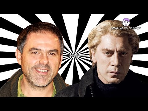 James Bond 007 - Skyfall - Carlos Lobo/ Javier Bardem Interview (deutsche Synchronstimme)