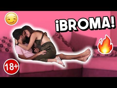 BROMA PESADA A FEDE DE VENGANZA!! *sexy* 😏