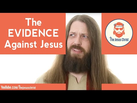 Why I may lose my kids in court, the evidence against Jesus.