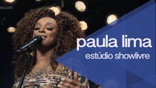 """""""Meu guarda-chuva"""" - Paula Lima no Estúdio Showlivre 2015"""