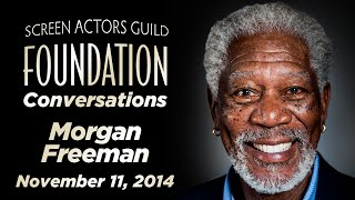 Conversations with Morgan Freeman